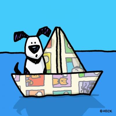 ED HECK: Sunday Sail