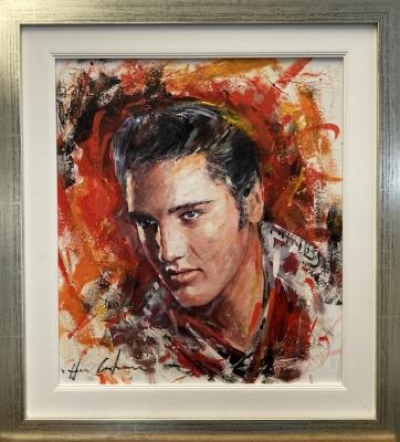 CHRISTIAN HENZE: Elvis