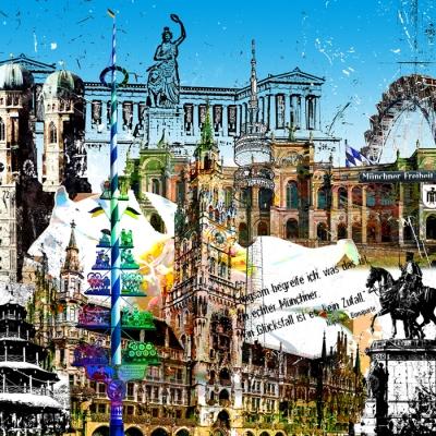 LESLIE G. HUNT: A trip to München