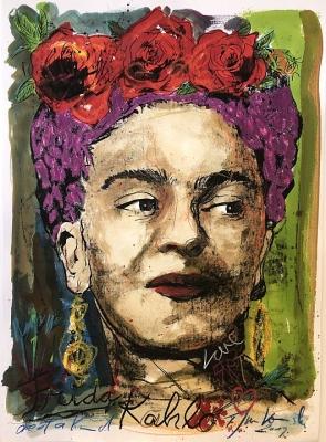 THOMAS JANKOWSKI: Frida Kahlo