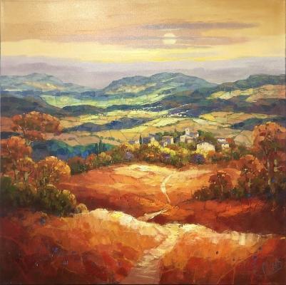 JEAN-CLAUDE PICARD: Landschaft