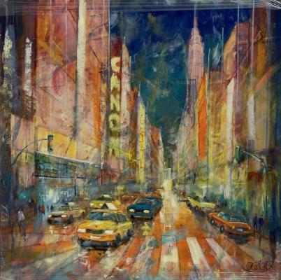 JEAN-CLAUDE PICARD: New York
